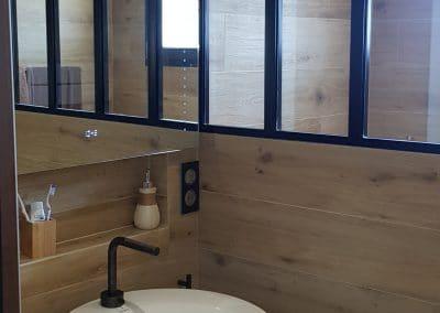 Rénovation d'une salle de bain à Saint Jean de Niost (01) – Printemps 2019