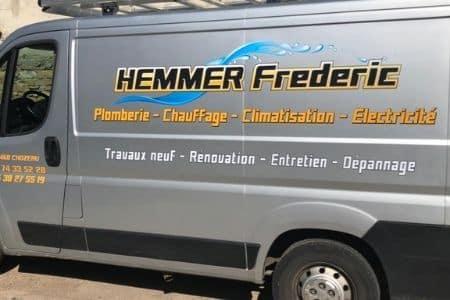 Hemmer frédéric, entreprise de plomberie, chauffage à Chozeau dans l'isère